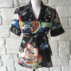 Lucky Brand Top / Size Small